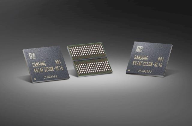 Samsung starts producing GDDR6 RAM for next-gen graphics cards