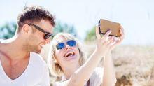 Schlagen Messenger Postkarten bei Urlaubsgrüßen?