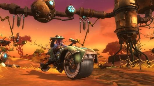 WildStar adopts quarterly update cadence: 'No more drops before their time'