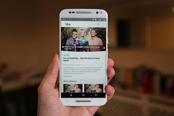 ITV launches 'Hub' with a focus on live TV