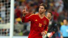 Sergio Ramos cumple 34 años rodeado de su familia