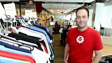 Custom Ink's push into brick-and-mortar includes positions inside Michaels, Walmart