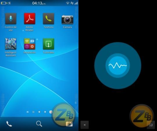Leaks show BlackBerry working on a rival to Siri, Google Now (video)