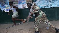 Ebola Virus Quarantine in Liberia Sparks Unrest