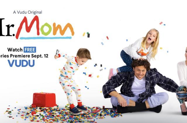 'Mr. Mom' is the first Walmart Vudu original