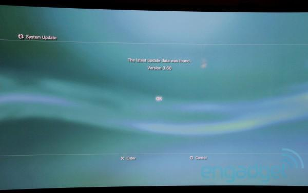 PS3 firmware update v3.60 live, adds cloud storage and turns off controllers at intervals of your choice