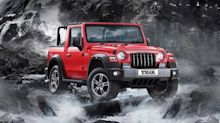 Mahindra Thar receives over 15,000 bookings; automatic variant in demand