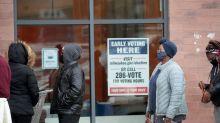 Présidentielle aux États-Unis: le vote anticipé bat des records