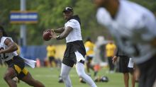 Steelers training camp: Steelers focusing attention on HOF game with quarterbacks