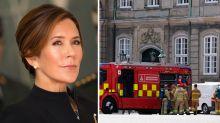 Bomb squad called to Princess Mary's Danish home Amalienborg