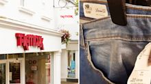TK Maxx shopper discovers Primark jeans marked up at three times the original price