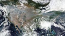 """Fumée des incendies aux États-Unis visible en Europe : """"C'est un exemple qui nous doit nous aider à prendre conscience"""" des dérèglements climatiques"""