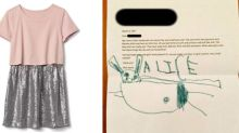 "[UPDATED] Gap Responded to This Little Girl's Awesome Letter About How She Was Tired of Shirts That Were ""Pink and Princesses"""