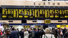Euston Station Closes For First Of Three Weekends