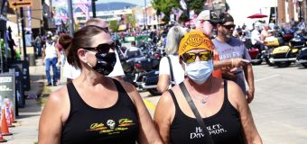 700,000 expected at bike rally despite threat of virus