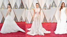 The Oscars 2017 is serious spring wedding gown inspiration