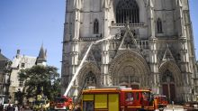 French prosecutors release man questioned over Nantes cathedral fire