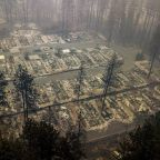 California wildfires: Search teams step up efforts to find remains before rain arrives