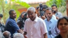 Maldives opposition leader declares victory in presidential poll