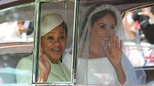 Meghan's mum reveals her Royal Wedding highlight