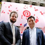 Pinterest Shares Up Close to 29% on IPO Day