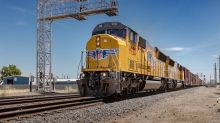 Union Pacific Rail Traffic Fell the Most in Week 24