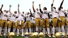 Notre Dame AD: No, we're not talking about becoming a full-time ACC member