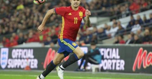 Foot - ESP - Qui est Victor Vitolo, l'attaquant du FC Séville qui flambe avec l'Espagne ?