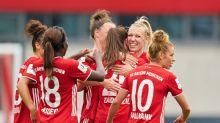 Bayern mit Kantersieg zum Auftakt