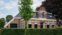 Une maison d'architecte pleine de surprises située en Hollande !