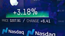 蘋果股價新高 身價首逾萬億美元