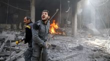 Syria's body count rising by the day