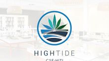 High Tide Announces Issuance of Interest Shares