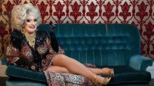 Flamboyant drag on a laptop? It cramps cabaret's style