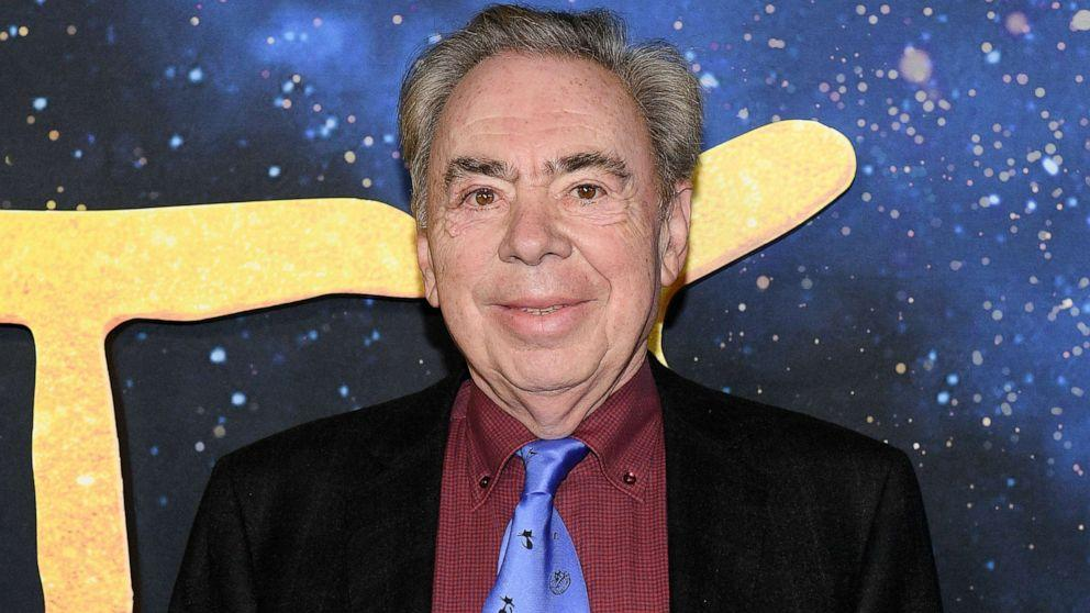 Andrew Lloyd Webber announces he'll take experimental COVID-19 vaccine