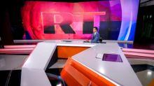La televisión rusa RT acusa a Facebook de censura