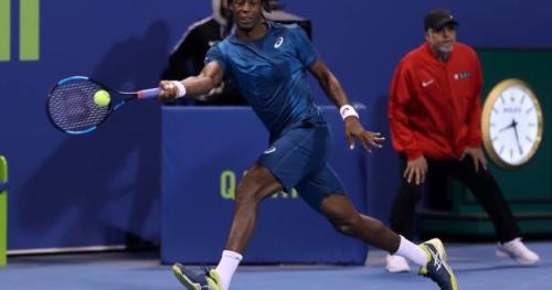 Tennis - ATP - Doha - Doha : Gaël Monfils bataille mais se qualifie pour les quarts de finale