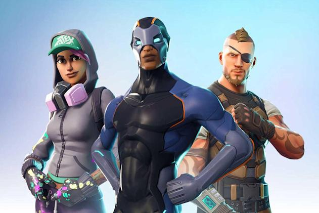 'Fortnite' for Switch doesn't support PlayStation-linked accounts