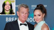 Katharine McPhee Jokes She Has More Grammys Than Billie Eilish 'by Marriage' to David Foster