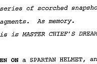 Old Halo movie script possibly leaked