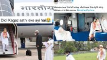 Political Distancing? PM, Mamata's Bengal Photos during Cyclone Visit Sum Up Their Relationship