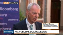 NYU's Spence on Global Disorder, Fed, Chinese Debt