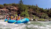Some Calif. Rafting Stays Afloat Despite Drought
