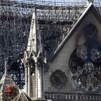 France to hold daylong tribute to Notre Dame firefighters