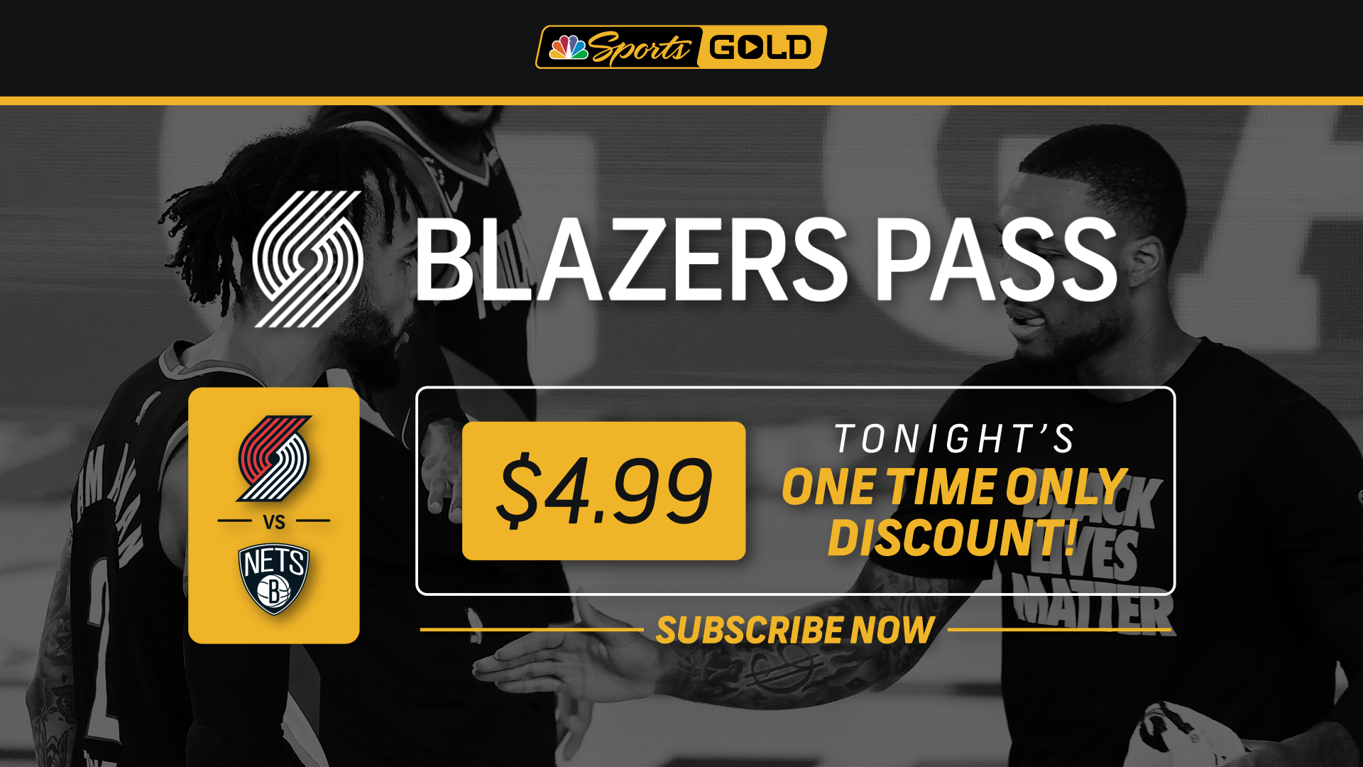 Trail Blazers Vs Nets Available For 4 99 Via Blazers Pass