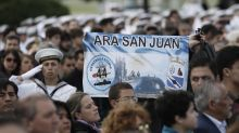 Argentina submarine found sunk a year after disappearing, navy says