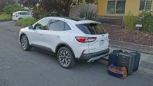 2020 Ford Escape Luggage Test | Perfectly and acceptably average