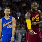 LeBron James calls President Trump a 'bum' after uninviting Warriors to White House
