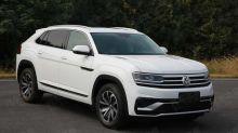 VW Atlas Cross Sport geleakt