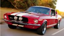 The Shelby Mustang; Torque.TV